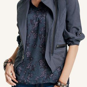 CAbi | Evermore Flutter Sleeve Blouse #3065